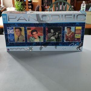 Elvis Panoramic Puzzle
